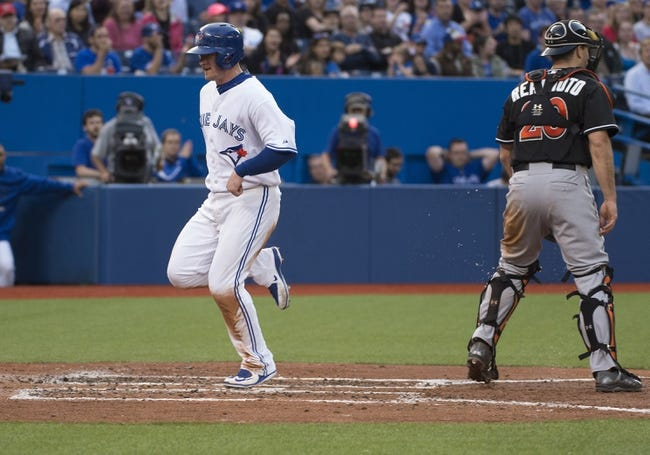 Blue Jays vs. Marlins - 6/10/15 MLB Pick, Odds, and Prediction