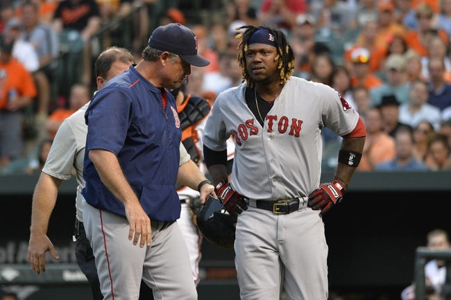 Orioles vs. Red Sox - 6/10/15 MLB Pick, Odds, and Prediction