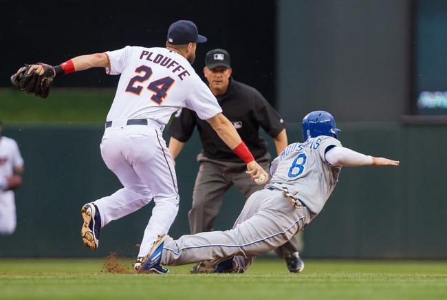 Minnesota Twins vs. Kansas City Royals - 6/10/15 MLB Pick, Odds, and Prediction