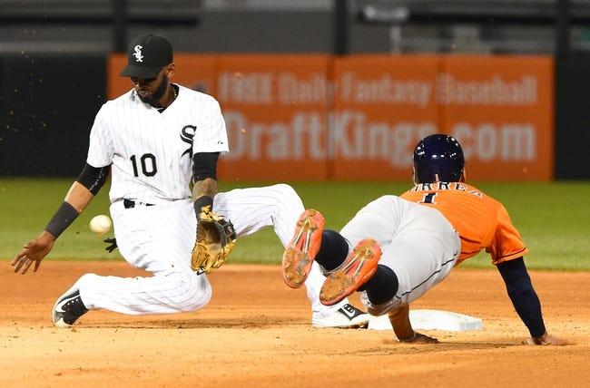 Chicago White Sox vs. Houston Astros - 6/10/15 MLB Pick, Odds, and Prediction