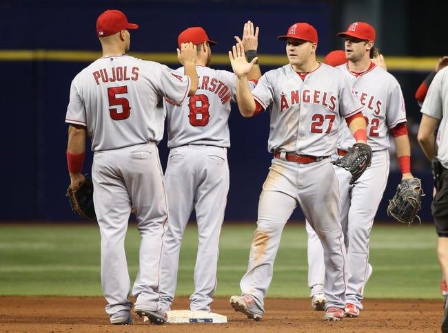 Los Angeles Angels vs. Arizona Diamondbacks - 6/15/15 MLB Pick, Odds, and Prediction