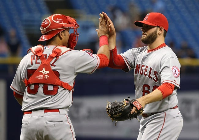 Tampa Bay Rays vs. Los Angeles Angels - 6/9/15 MLB Pick, Odds, and Prediction