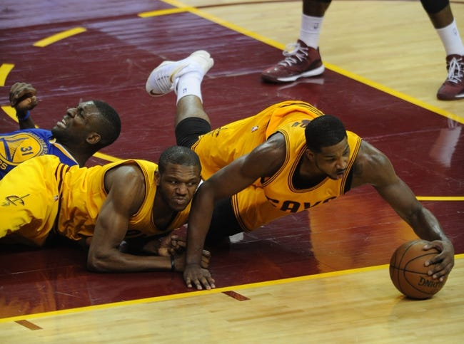 Golden State Warriors at Cleveland Cavaliers Game Four - 6/11/15 NBA Pick, Odds, and Prediction