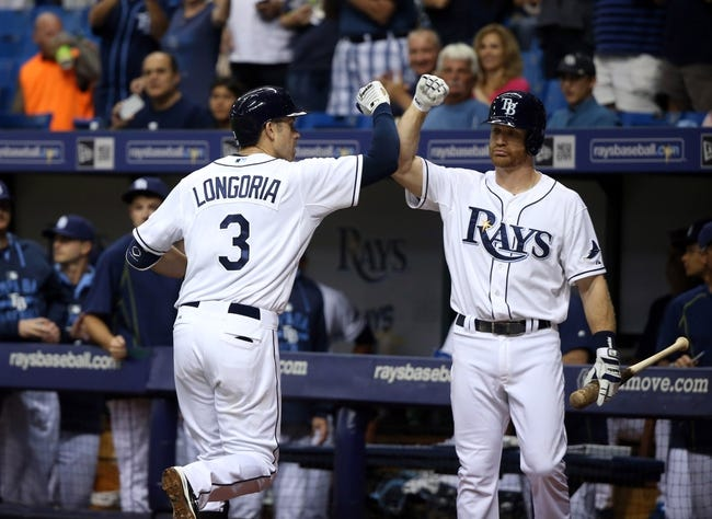 Tampa Bay Rays vs. Los Angeles Angels - 6/11/15 MLB Pick, Odds, and Prediction