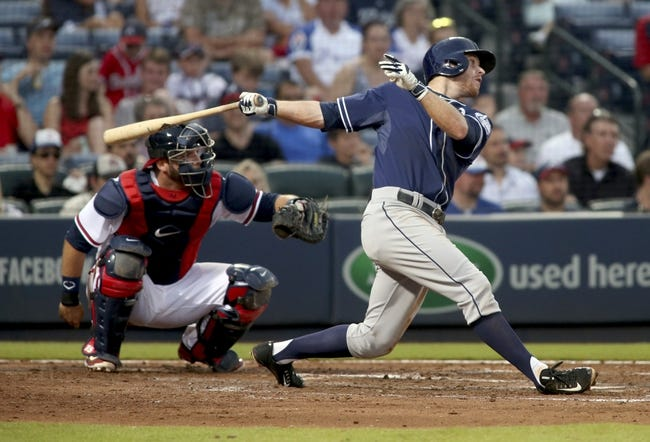 Atlanta Braves vs. San Diego Padres - 6/11/15 MLB Pick, Odds, and Prediction