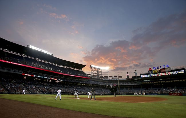 Braves at Padres - 8/17/15 MLB Pick, Odds, and Prediction