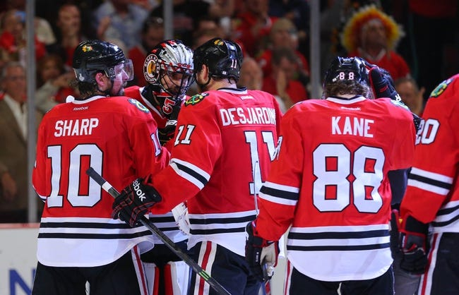 Chicago Blackhawks at Tampa Bay Lightning - 6/13/15 NHL Pick, Odds, and Prediction
