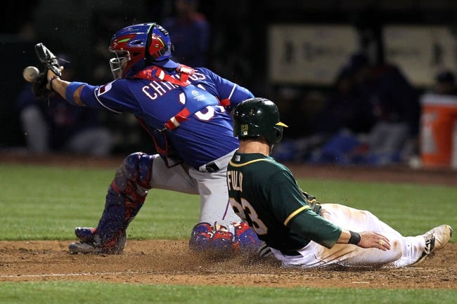 Oakland Athletics vs. Texas Rangers - 6/11/15 MLB Pick, Odds, and Prediction