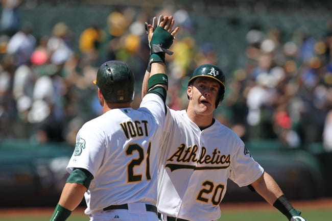 Rangers vs. Athletics - 6/23/15 MLB Pick, Odds, and Prediction