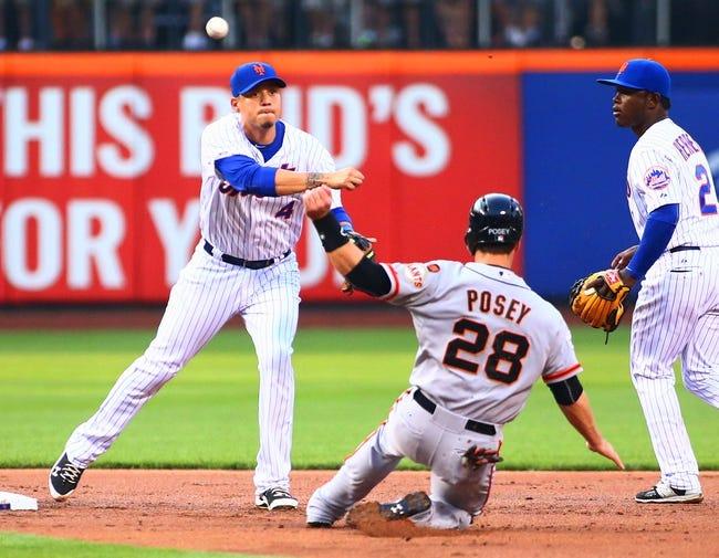 San Francisco Giants vs. New York Mets - 7/6/15 MLB Pick, Odds, and Prediction