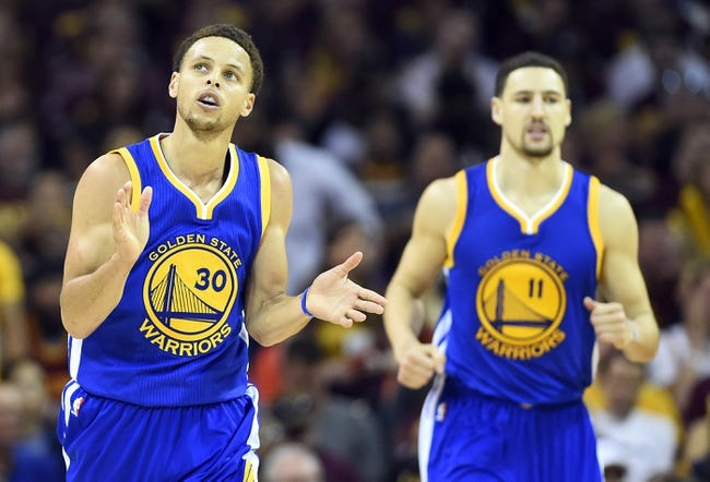 Cavaliers at Warriors - 6/14/15 Game Five Pick, Odds, and Prediction