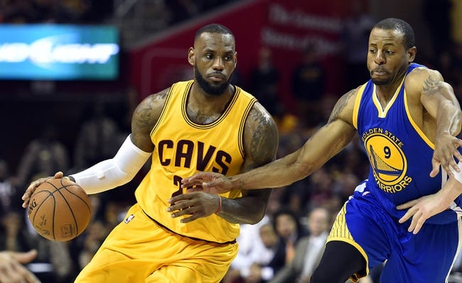 Golden State Warriors vs. Cleveland Cavaliers - 6/14/15 NBA Pick, Odds, and Prediction