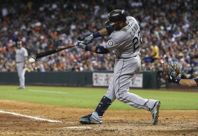 Houston Astros vs. Seattle Mariners - 6/13/15 MLB Pick, Odds, and Prediction