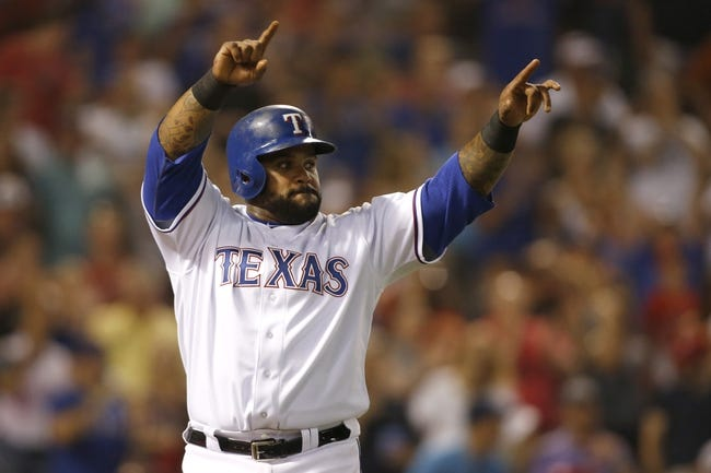 Texas Rangers vs. Los Angeles Dodgers - 6/16/15 MLB Pick, Odds, and Prediction