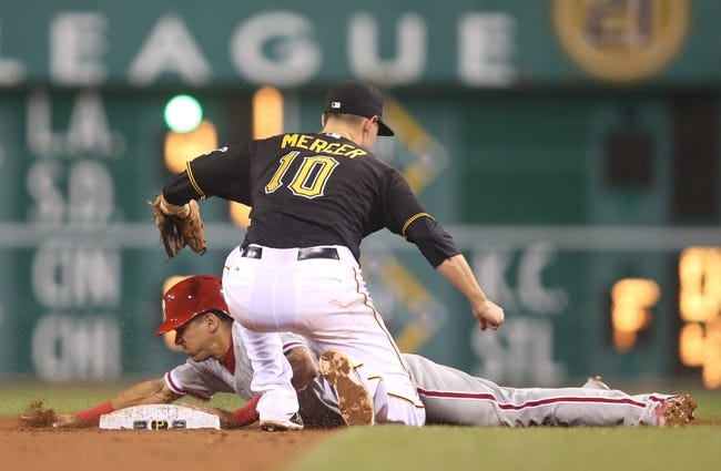 Pirates vs. Phillies - 6/13/15 MLB Pick, Odds, and Prediction