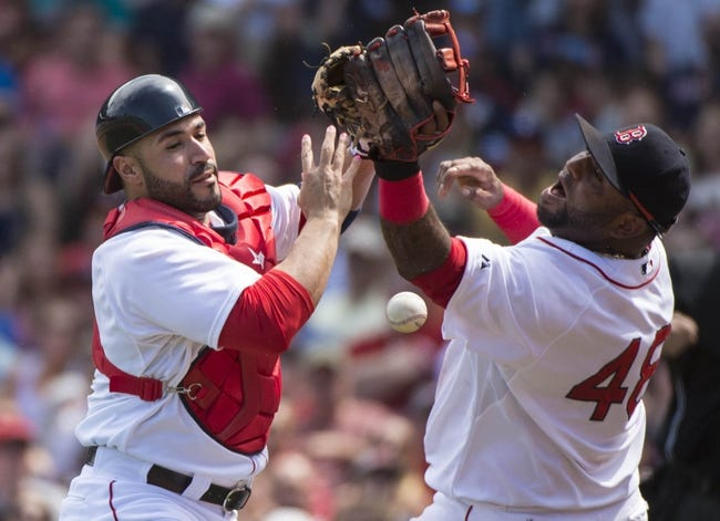 Blue Jays at Red Sox - 6/14/15 MLB Pick, Odds, and Prediction