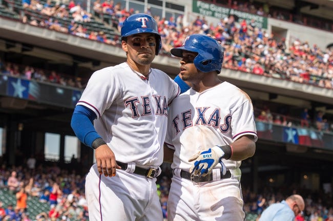 Rangers vs. Twins - 6/14/15 MLB Pick, Odds, and Prediction