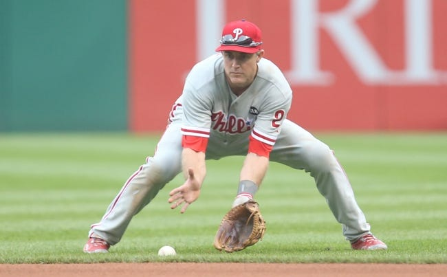 Pittsburgh Pirates vs. Philadelphia Phillies - 6/14/15 MLB Pick, Odds, and Prediction