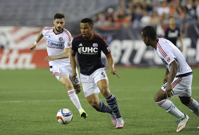 MLS Soccer: D.C. United vs. New England Revolution Pick, Odds, Prediction - 6/21/15