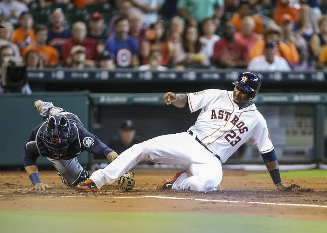 Seattle Mariners vs. Houston Astros - 6/19/15 MLB Pick, Odds, and Prediction