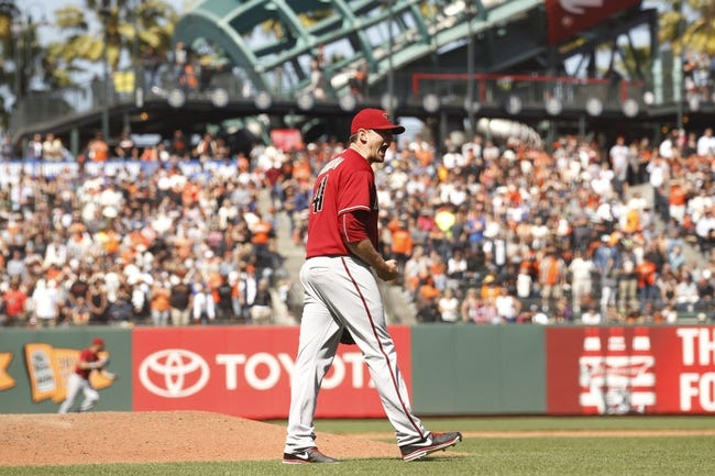 Diamondbacks vs. Giants - 7/17/15 MLB Pick, Odds, and Prediction