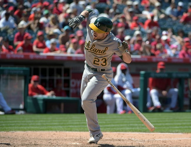 Oakland Athletics vs. Los Angeles Angels - 6/19/15 MLB Pick, Odds, and Prediction
