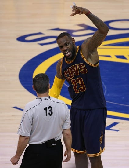 Cleveland Cavaliers vs. Golden State Warriors - 6/16/15 NBA Pick, Odds, and Prediction