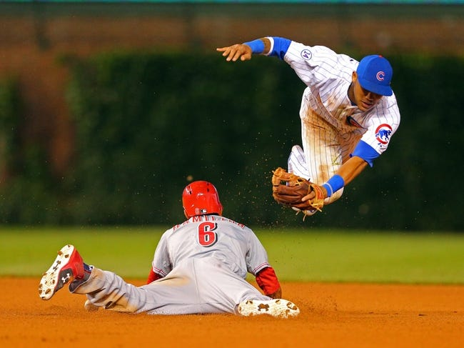 Cincinnati Reds vs. Chicago Cubs - 7/20/15 MLB Pick, Odds, and Prediction