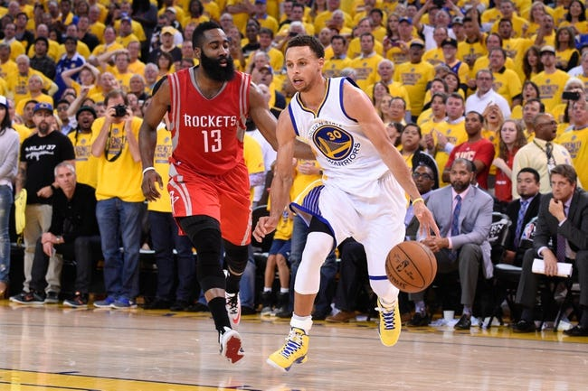 Golden State Warriors vs. Houston Rockets - 12/1/16 NBA Pick, Odds, and Prediction
