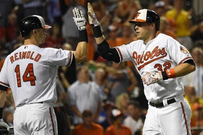 Orioles vs. Phillies - 6/16/15 MLB Pick, Odds, and Prediction