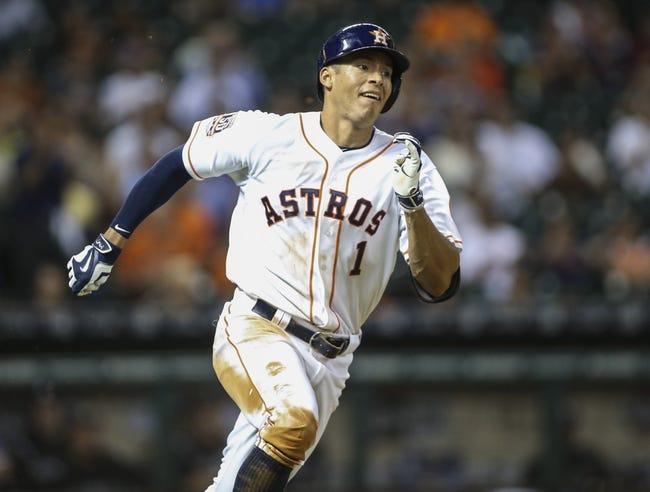 Houston Astros vs. Colorado Rockies - 6/16/15 MLB Pick, Odds, and Prediction