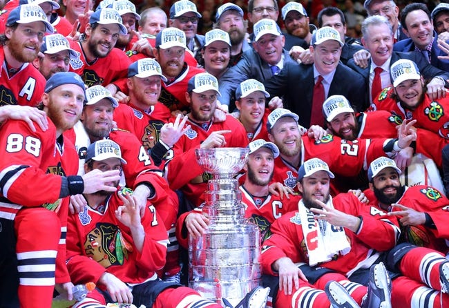 Chicago Blackhawks vs. Tampa Bay Lightning - 10/24/15 NHL Pick, Odds, and Prediction