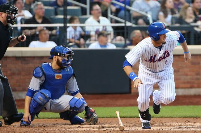 Blue Jays vs. Mets - 6/17/15 MLB Pick, Odds, and Prediction