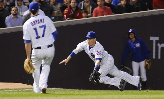 Chicago Cubs vs. Los Angeles Dodgers - 6/22/15 MLB Pick, Odds, and Prediction
