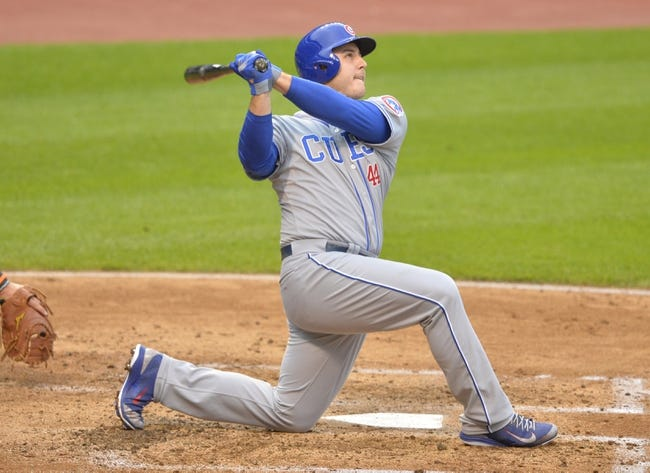 Indians vs. Cubs - 6/18/15 MLB Pick, Odds, and Prediction