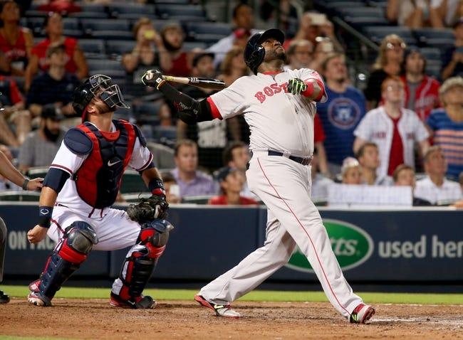 Atlanta Braves vs. Boston Red Sox - 6/18/15 MLB Pick, Odds, and Prediction