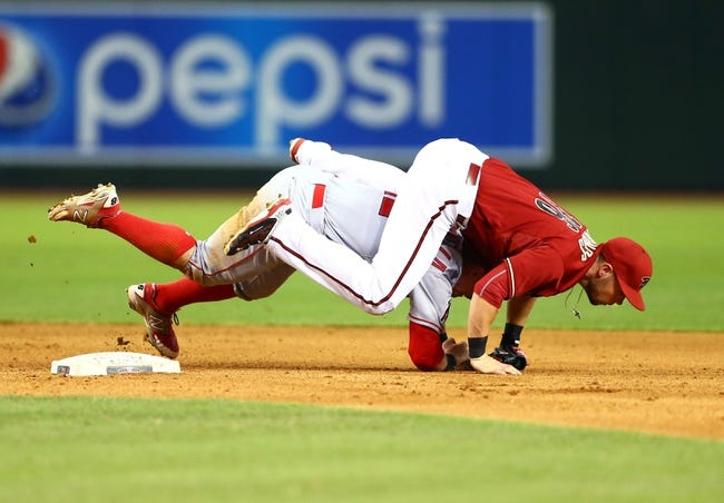 Arizona Diamondbacks vs. Los Angeles Angels - 6/18/15 MLB Pick, Odds, and Prediction