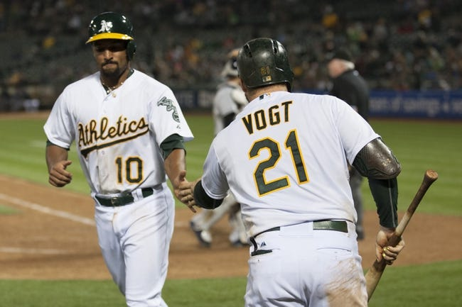 Oakland Athletics vs. San Diego Padres - 6/18/15 MLB Pick, Odds, and Prediction
