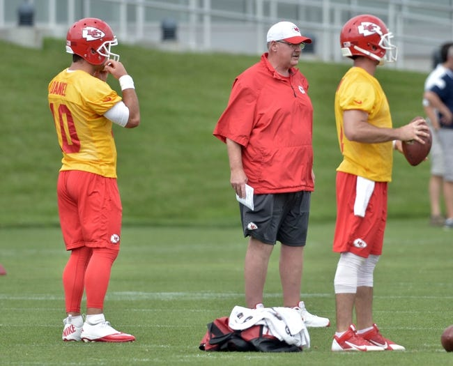 Kansas City Chiefs: 2015 Offseason Recap, Status Report, Schedule, Outlook