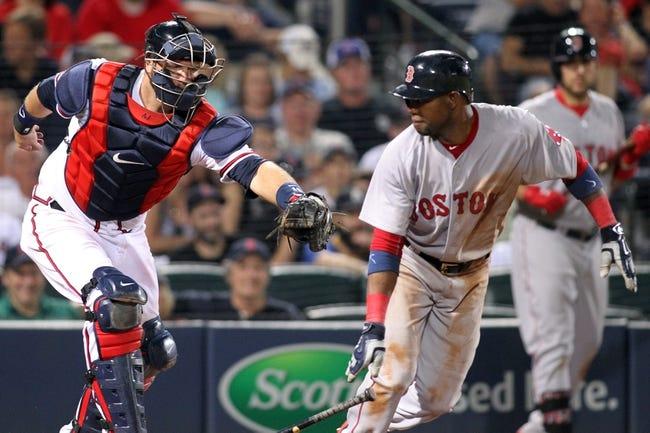 Braves vs. Red Sox - 4/25/16 MLB Pick, Odds, and Prediction