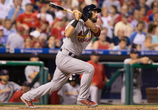 Phillies vs. Cardinals - 6/20/15 MLB Pick, Odds, and Prediction