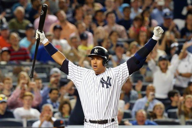 Yankees vs. Tigers - 6/20/15 MLB Pick, Odds, and Prediction
