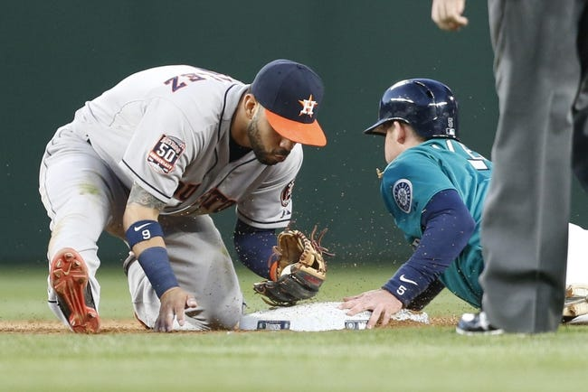 Seattle Mariners vs. Houston Astros - 6/20/15 MLB Pick, Odds, and Prediction