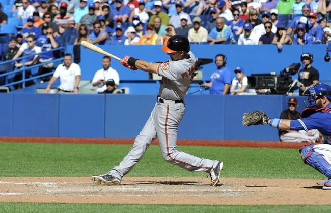 Baltimore Orioles vs. Toronto Blue Jays - 9/4/15 MLB Pick, Odds, and Prediction