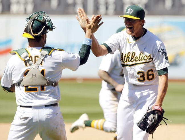 Athletics vs. Angels - 8/31/15 MLB Pick, Odds, and Prediction