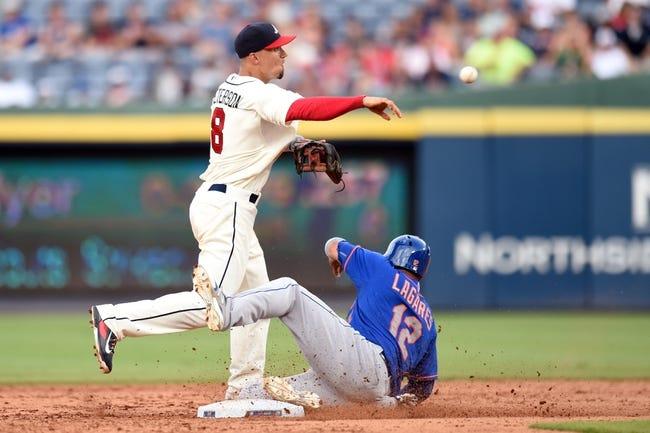 Atlanta Braves vs. New York Mets - 9/10/15 MLB Pick, Odds, and Prediction