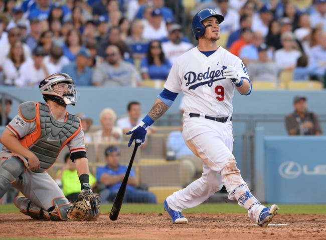 Los Angeles Dodgers vs. San Francisco Giants - 8/31/15 MLB Pick, Odds, and Prediction