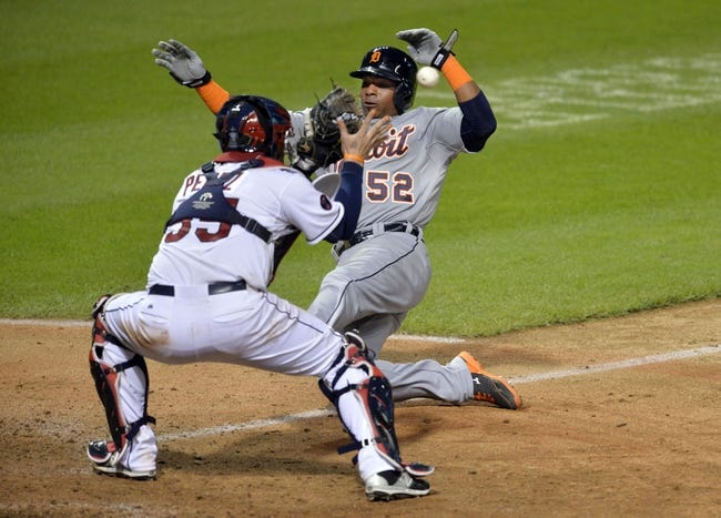 Detroit Tigers vs. Cleveland Indians - 9/5/15 MLB Pick, Odds, and Prediction