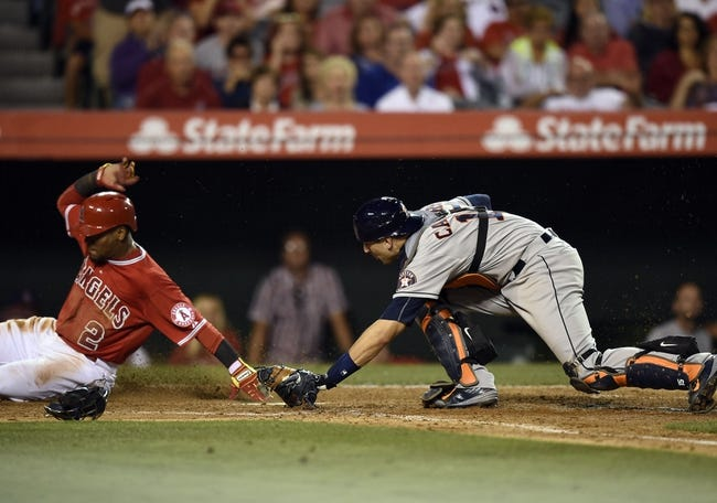 Los Angeles Angels vs. Houston Astros - 6/23/15 MLB Pick, Odds, and Prediction