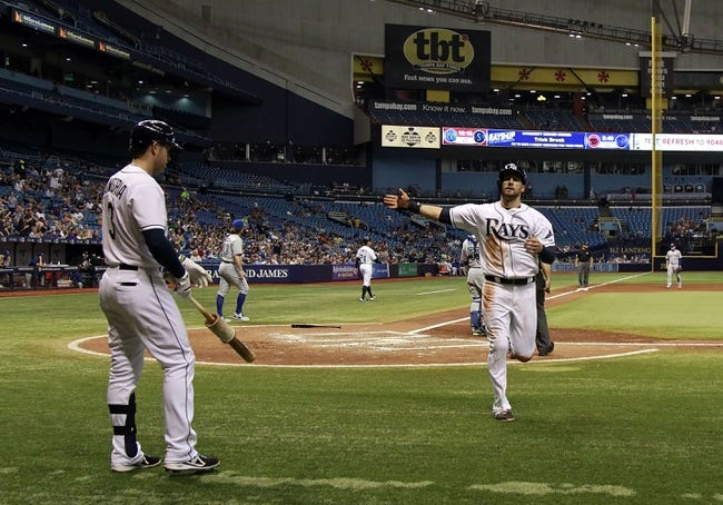 Rays vs. Blue Jays - 6/24/15 MLB Pick, Odds, and Prediction